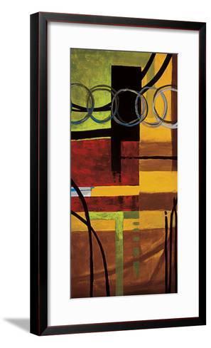 Homespun-Geoff Hager-Framed Art Print