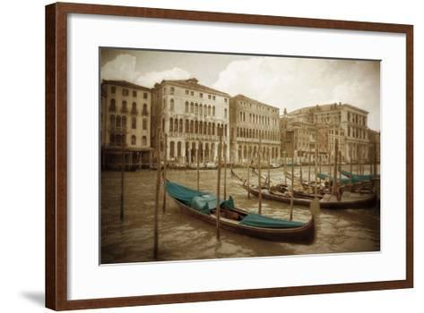 Venezia II-Heather Jacks-Framed Art Print