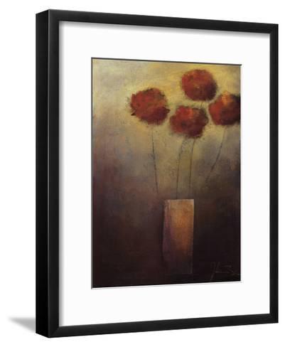 Flowers for Me-Jutta Kaiser-Framed Art Print