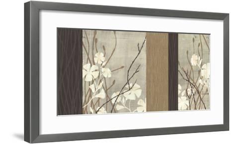 Lace-Maja-Framed Art Print