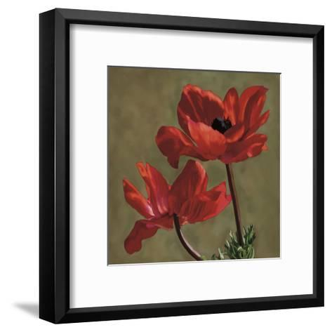 Brilliance I-Janel Pahl-Framed Art Print