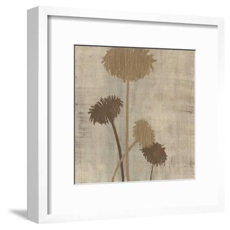 Linen II-Maja-Framed Art Print
