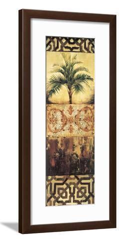 Palm Manuscripts I-Elizabeth Jardine-Framed Art Print