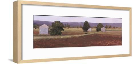 Tarascon-Lovelace Kent-Framed Art Print