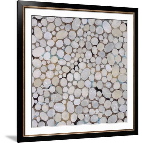 River Pebbles-Isabel Lawrence-Framed Art Print