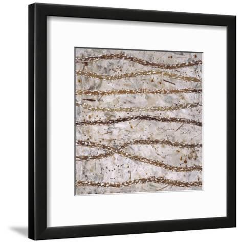 Stick Figures-Isabel Lawrence-Framed Art Print