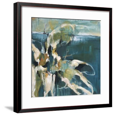 Life from the Sea II-Terri Burris-Framed Art Print