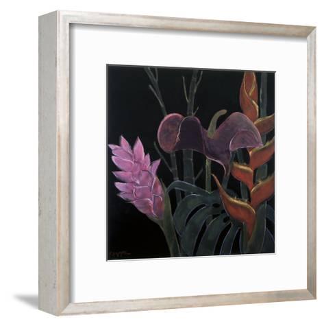 In Bloom I-Pegge Hopper-Framed Art Print