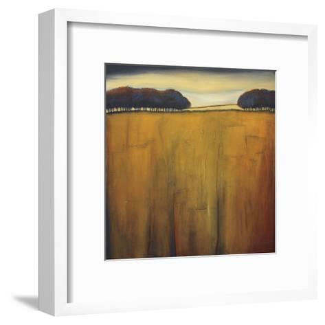 The Sound of Trees-Jutta Kaiser-Framed Art Print