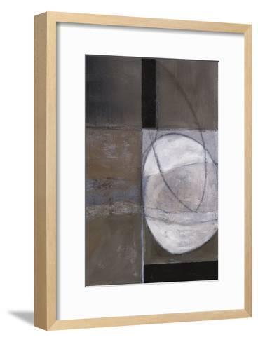 Circular Motion II-Sharon Perkins-Framed Art Print