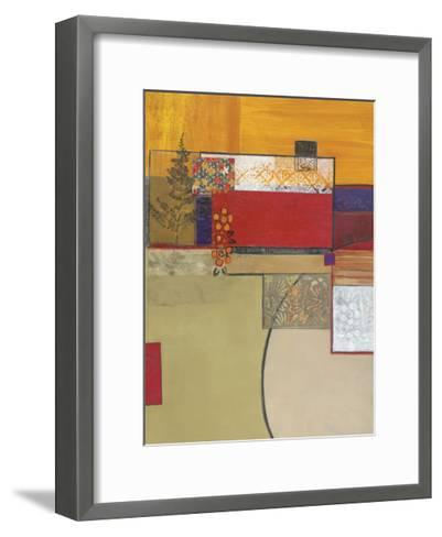 Golden Day I-Connie Tunick-Framed Art Print