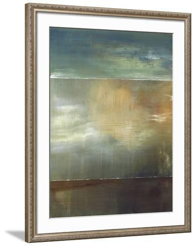 The Space Between-Heather Ross-Framed Art Print
