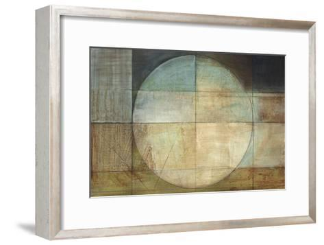 Map of a Perfect Day-Heather Ross-Framed Art Print