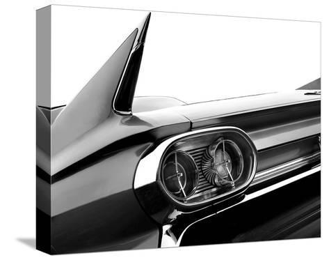 ?61 Cadillac-Richard James-Stretched Canvas Print