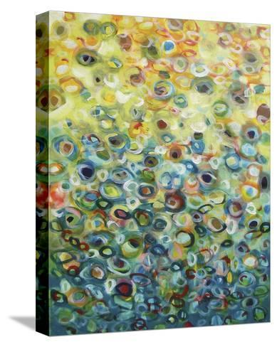 Layers of Life-Jessica Torrant-Stretched Canvas Print