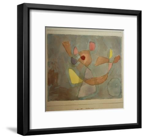 Ballet Scene-Paul Klee-Framed Art Print