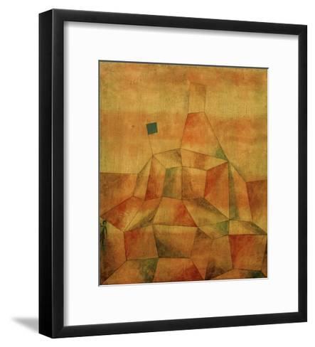 Castle Hill-Paul Klee-Framed Art Print