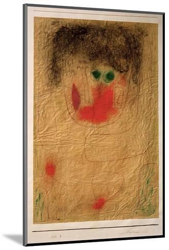 Dulcinea-Paul Klee-Mounted Giclee Print