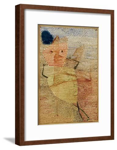 Mask Louse-Paul Klee-Framed Art Print