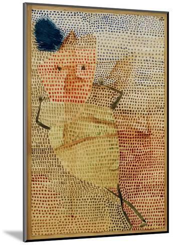 Mask Louse-Paul Klee-Mounted Giclee Print