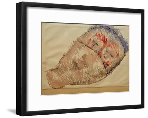 Twins-Paul Klee-Framed Art Print