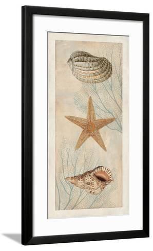 Ocean Companions I-Deborah Devellier-Framed Art Print