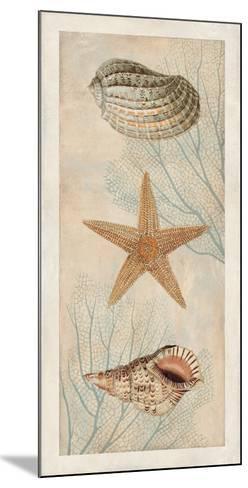 Ocean Companions I-Deborah Devellier-Mounted Art Print
