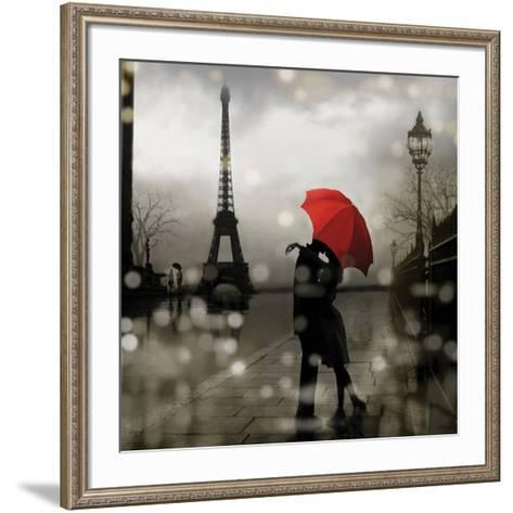Paris Romance-Kate Carrigan-Framed Art Print