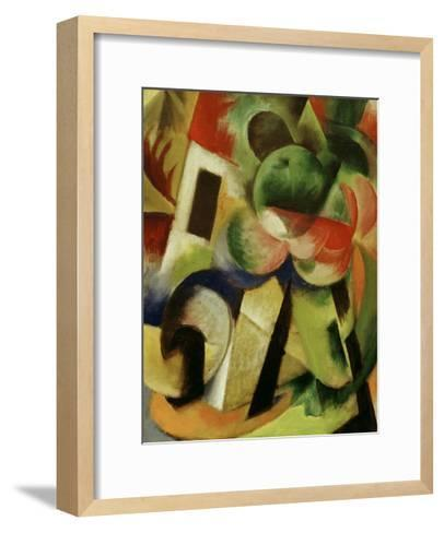 Small Composition II-Franz Marc-Framed Art Print
