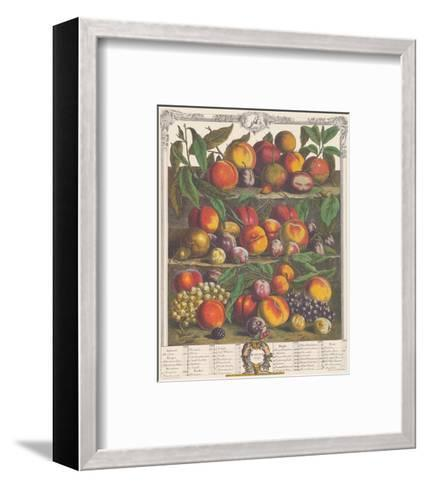 August 1732-Robert Furber-Framed Art Print