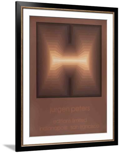 Arc-Jurgen Peters-Framed Art Print
