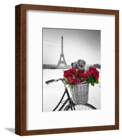 Teddy Rendez-vous-Assaf Frank-Framed Art Print