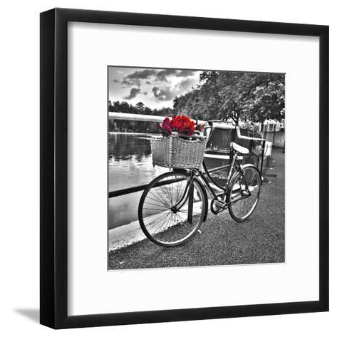 Romantic Roses I-Assaf Frank-Framed Art Print
