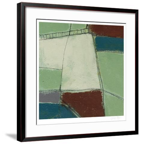 Deconstructed II-Jennifer Goldberger-Framed Art Print