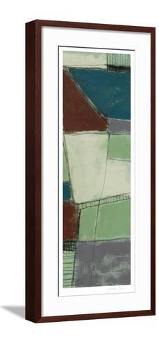 Deconstructed III-Jennifer Goldberger-Framed Art Print
