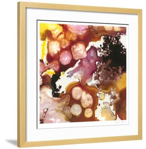 Geodesic IV-Jennifer Goldberger-Framed Art Print