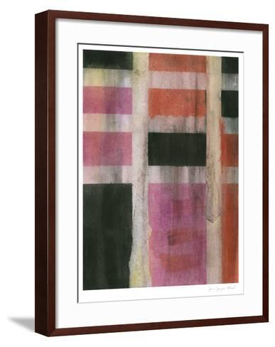 Charred Surfaces I-John Joseph Albert-Framed Art Print