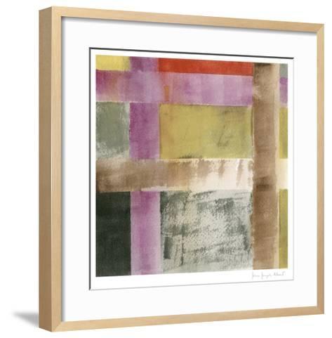 Charred Surfaces VII-John Joseph Albert-Framed Art Print