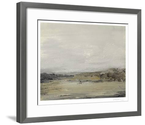 Mist II-Sharon Gordon-Framed Art Print