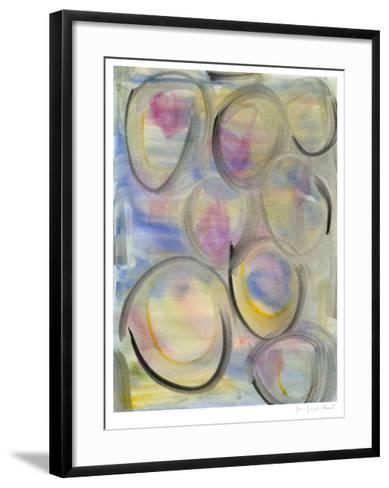 Soul Searching III-John Joseph Albert-Framed Art Print