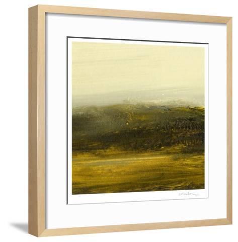Light on the Horizon I-Sharon Gordon-Framed Art Print