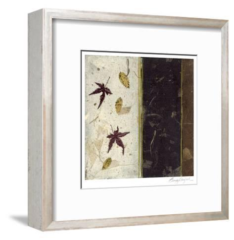 Earthen Textures XV-Beverly Crawford-Framed Art Print