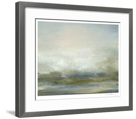 Sea I-Sharon Gordon-Framed Art Print