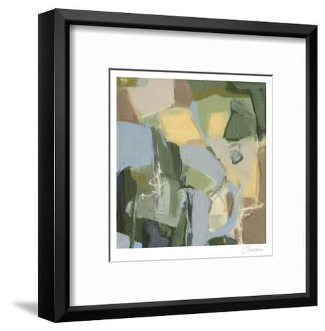 Mist-Christina Long-Framed Art Print