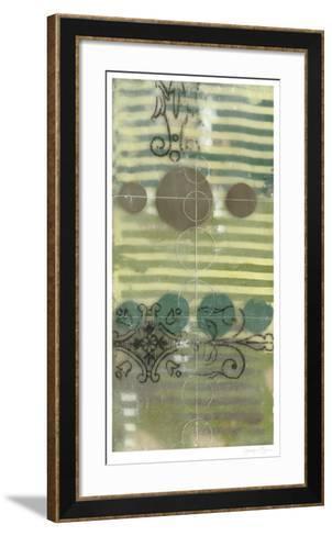 Translucence I-Jennifer Goldberger-Framed Art Print