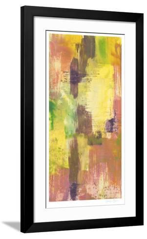 Wet on Wet II-Jennifer Goldberger-Framed Art Print