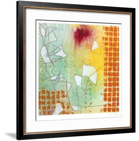 Walking on Sunshine I-Jennifer Goldberger-Framed Art Print