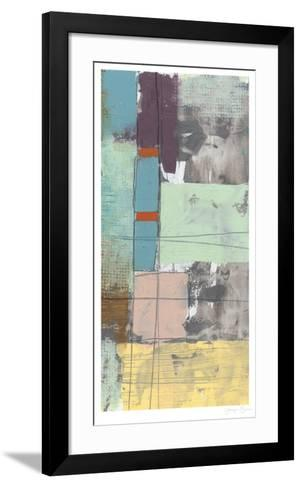 Pastel City IV-Jennifer Goldberger-Framed Art Print