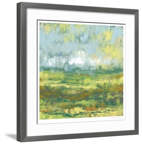 Sunfield I-Jennifer Goldberger-Framed Art Print