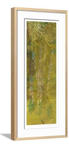 Bamboo Press I-Jennifer Goldberger-Framed Art Print
